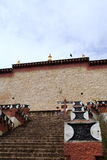Songzanlin Buddha Temple Stock Image