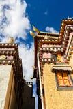 Songzanlin Monastery. In Shangri-la, China Royalty Free Stock Photo