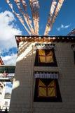 Songzanlin Monastery. In Shangri-la, China Royalty Free Stock Photography