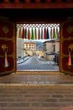 Songzanlin Monastery. In Shangri-la, China Stock Images