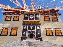 Free Songzanlin Temple Also Known As The Ganden Sumtseling Monastery, Is A Tibetan Buddhist Monastery In Zhongdian City( Shangri-L Stock Image - 68398491
