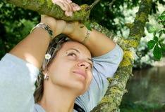 Sonhador Foto de Stock Royalty Free