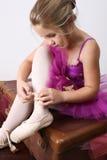 Sonhador da bailarina Imagem de Stock Royalty Free
