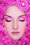 Sonhando a beleza Fotos de Stock