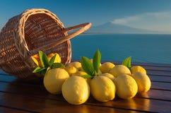 Sonhando Sicília Fotos de Stock