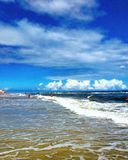 Sonho Beachy de Florida Imagem de Stock Royalty Free