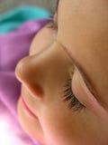 Sonho bonito da menina Foto de Stock Royalty Free