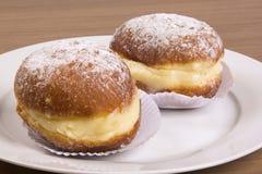 Sonho, brasilianischer Bäckereitraum Lizenzfreies Stockfoto