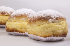 Sonho, Brazilian bakery dream. Brazilian typical sweet. Stock Image