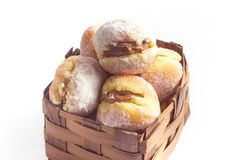 Sonho, Brazilian bakery dream. Royalty Free Stock Images