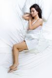 Sonho calmo Foto de Stock