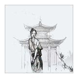 Sonho chinês Fotos de Stock Royalty Free