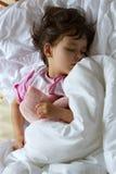 Sonho da menina Fotografia de Stock Royalty Free