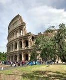 Sonho da mola do meio-dia de Colosseo Fotos de Stock Royalty Free