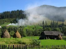 Sonho de Bucovina Foto de Stock Royalty Free