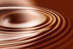 Sonho do chocolate ilustração do vetor