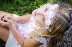 Sonho do dia do verão Imagens de Stock Royalty Free