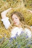Sonho do verão Imagens de Stock Royalty Free