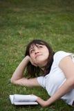 Sonho em um prado 2 Fotos de Stock