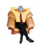 Sonho no trabalho Imagem de Stock Royalty Free