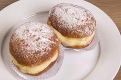 Sonho, sueño brasileño de la panadería Foto de archivo