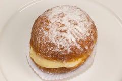 Sonho, sueño brasileño de la panadería Fotos de archivo libres de regalías