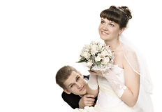Sonhos 4 do casamento Fotos de Stock Royalty Free