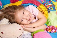 Sonhos agradáveis! Imagens de Stock Royalty Free