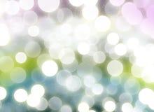 Sonhos brancos Imagens de Stock