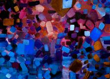 Sonhos coloridos Fotografia de Stock