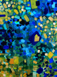 Sonhos coloridos Imagens de Stock