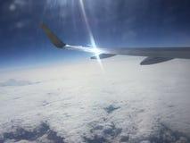 Sonhos da nuvem Imagens de Stock Royalty Free