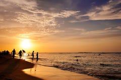 Sonhos de Zanzibar foto de stock