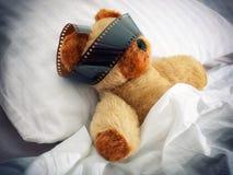 Sonhos do filme Foto de Stock Royalty Free