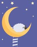 Sonhos doces ilustração do vetor