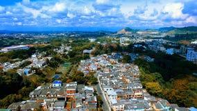 Sonhos doces de Pereira em Colômbia imagens de stock