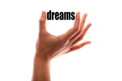 Sonhos menores Foto de Stock