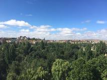 Sonhos verdes sobre a Espanha Imagem de Stock Royalty Free
