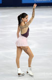 Sonia LAFUENTE (ESP) short program Stock Photo
