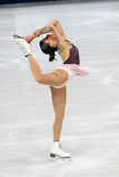 Sonia LAFUENTE (ESP) short program Stock Images