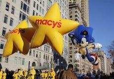 Sonico ad inizio della parata Fotografia Stock Libera da Diritti