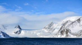 Sonido antártico Imagenes de archivo