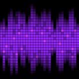 Sonido de la música Fotos de archivo