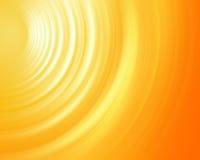 Sonido de la onda de la energía Fotografía de archivo libre de regalías