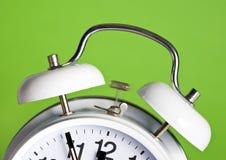 Sonido del reloj de alarma Imágenes de archivo libres de regalías