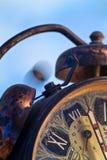 Sonido del reloj de alarma de la vendimia Fotografía de archivo libre de regalías