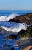 Sonidos apacibles del océano fotos de archivo libres de regalías