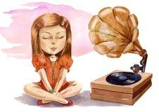 Sonidos a partir del pasado libre illustration