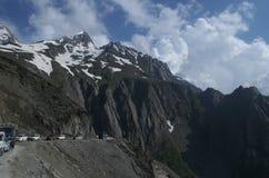 Sonmarg landskap i Kashmir-17 Royaltyfri Foto