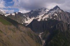 Sonmarg landskap i Kashmir-19 Royaltyfri Fotografi